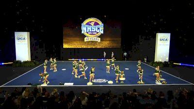 Mira Costa High School [2020 Junior Varsity Non Tumbling Finals] 2020 UCA National High School Cheerleading Championship