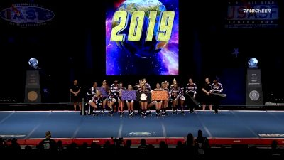 A Look Back At The Cheerleading Worlds 2019 - International Global Coed L5 Medalists