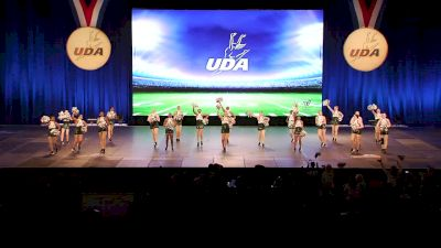 Dutch Fork High School [2020 Large Game Day Semis] 2020 UDA National Dance Team Championship