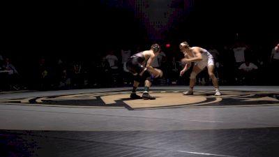 184 lbs - Chris Weiler (Lehigh) vs Noah Stewart (Army)