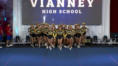 St John Vianney High School [2019 Large Advanced High School Finals] NCA Senior & Junior High School National Championship