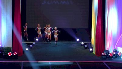 All 4 Cheer - 5 Alarm [2019 L5 Small Senior Restricted Coed Finals] 2019 The D2 Summit