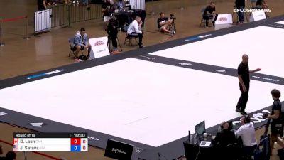 Dante Leon vs Jon Satava 2019 ADCC World Championships