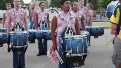 In The Lot: Jersey Surf at DCI Memphis