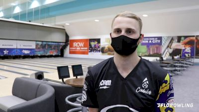 Jesper Svensson Talks About Going Undefeated To Earn Top Seed At 2021 USBC Masters