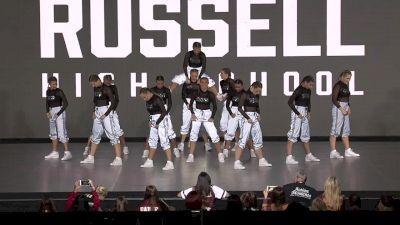 Russell High School Dance Team [2020 Medium Varsity Hip Hop Prelims] 2020 NDA High School Nationals