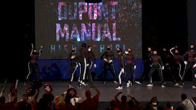 DuPont Manual High School [2020 Medium Varsity Hip Hop Finals] 2020 NDA High School Nationals