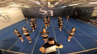 San Antonio Spirit - Team Smoke [L6 International Open Coed - Small] 2021 NCA All-Star Virtual National Championship