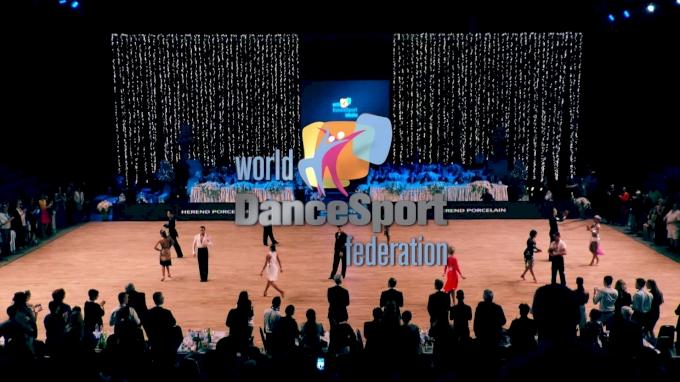 Teaser | WDSF European Championship Latin