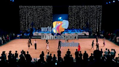 Teaser | 2019 WDSF European Championship Latin Paris