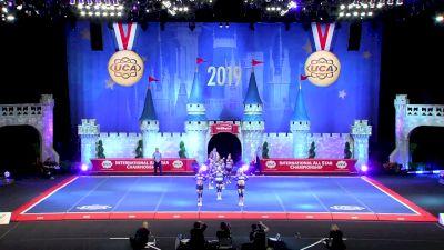Island Allstars - 5nipers [2019 L5 Senior XSmall Day 2] 2019 UCA International All Star Cheerleading Championship