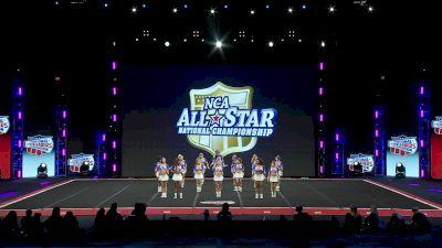 Cheer Florida All Stars - Sea Warriors [2020 L6 Small Senior Day 1] 2020 NCA All-Star Nationals