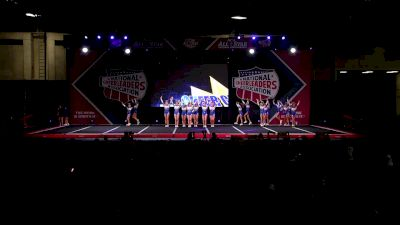 Cheer Central Suns Ultraviolet [2020 L3 Small Junior Day 1] 2020 NCA All-Star Nationals