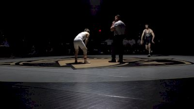 133 lbs - Andrew Wert (Army) vs Nick Farro (Lehigh)