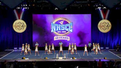 Buckhorn High School [2020 Large Varsity Division II Prelims] 2020 UCA National High School Cheerleading Championship