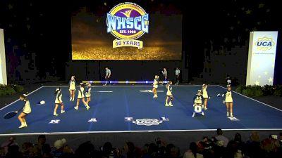 Forrest High School [2020 Small Varsity Non Tumbling Finals] 2020 UCA National High School Cheerleading Championship