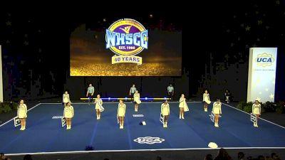 Exeter Township High School [2020 Small Varsity Non Tumbling Finals] 2020 UCA National High School Cheerleading Championship