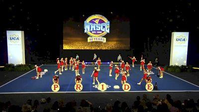 Plymouth-Whitemarsh School [2020 Super Varsity Non Tumbling Finals] 2020 UCA National High School Cheerleading Championship