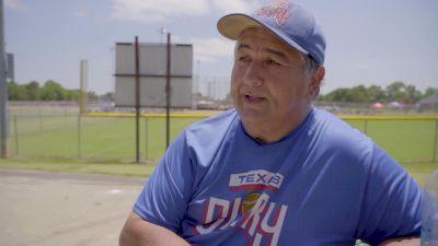 Ed Naudin On Texas Fastpitch League
