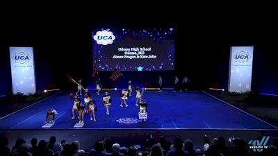 Odessa High School [2019 Small Varsity Non Tumbling Prelims] 2019 UCA National High School Cheerleading Championship