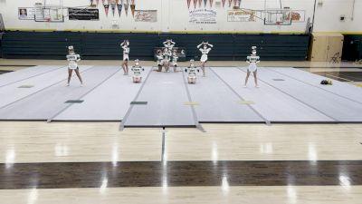 San Marin High School [Varsity Show Cheer Non Tumbling Novice Finals] 2021 USA Spirit & Dance Virtual National Championships