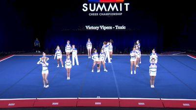 Victory Vipers - Toxic [2021 L4 Junior - Small Semis] 2021 The Summit