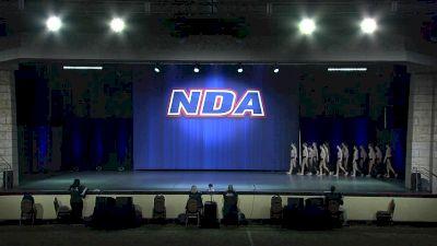 Dance Dynamics [2021 Junior Contemporary/Lyrical Day 2] 2021 NDA All-Star National Championship
