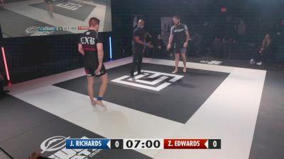 J Richards vs Zack Edwards 3CG 5