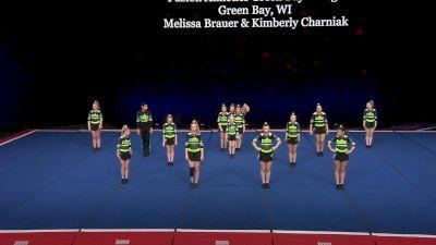 Fusion Athletics Green Bay - Reign [2021 L3 Junior - Small Finals] 2021 The D2 Summit