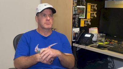 Terry Talks Coaching Nelson, Working Alongside Tom