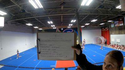 Jag Cheer Training Center - G.I. JAG's [L3 - U17] 2021 PacWest Virtual Championship
