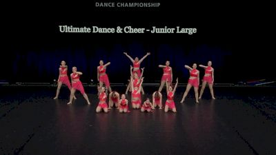 Ultimate Dance & Cheer - Junior Large [2021 Junior Contemporary / Lyrical - Large Finals] 2021 The Dance Summit