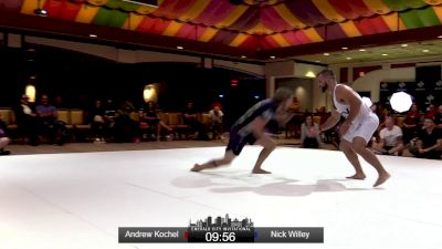 Andrew Kochel vs Nick Willey Emerald City Invitational Event #2