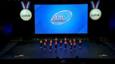 ORDTTA - ORDTTA Youth [2021 Youth - Pom Finals] 2021 UDA National Dance Team Championship