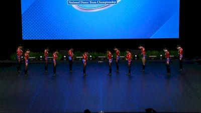 Northwestern Middle School [2021 Junior High - Hip Hop Finals] 2021 UDA National Dance Team Championship