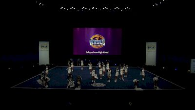 Independence High School [2021 Large Varsity Division I Semis] 2021 UCA National High School Cheerleading Championship