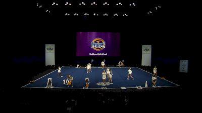 Buckhorn High School [2021 Small Varsity Division II Semis] 2021 UCA National High School Cheerleading Championship