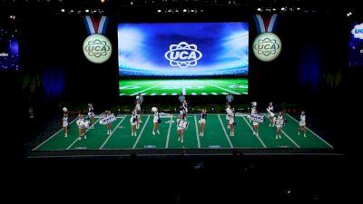 Mandeville High School [2021 Medium Game Day Div I Semis] 2021 UCA National High School Cheerleading Championship