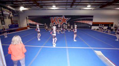 KC Cheer - FLAWLESS [L3 Senior - Small - A] 2021 NCA All-Star Virtual National Championship
