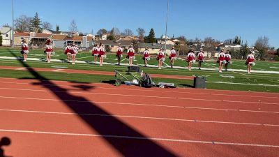 Paso Robles High School [High School - High School Situational Sideline/Crowdleading Cheer] 2021 USA Virtual Spirit Regional #3