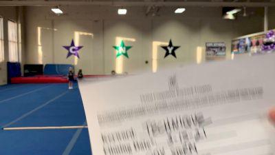 CNY Storm All Stars [L1 Tiny - Novice - Restrictions] 2021 Varsity Virtual Competition Series - Prep & Novice II