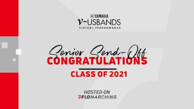 2020 v-USBands Senior Send-Off