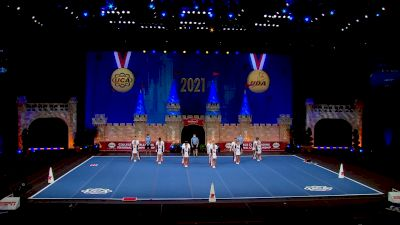 University of Mississippi [2021 Cheer Division IA Finals] 2021 UCA & UDA College Cheerleading & Dance Team National Championship