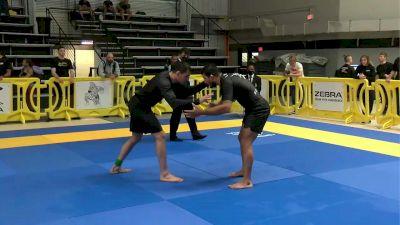 Lucas Hulk Barbosa vs Giancarlo Bodoni Absolute Final 2021 Pan IBJJF Jiu-Jitsu No-Gi Championship Flozone
