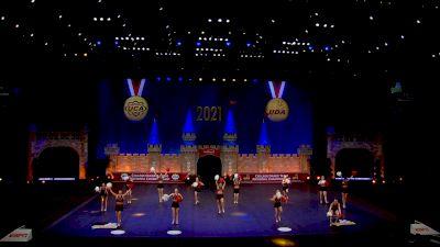 St Cloud State University [2021 Dance Open Game Day Semis] 2021 UCA & UDA College Cheerleading & Dance Team National Championship