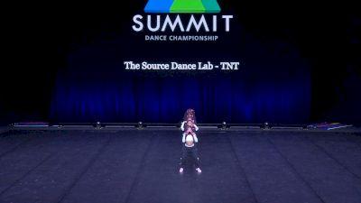 The Source Dance Lab - TNT [2021 Mini Hip Hop - Small Semis] 2021 The Dance Summit