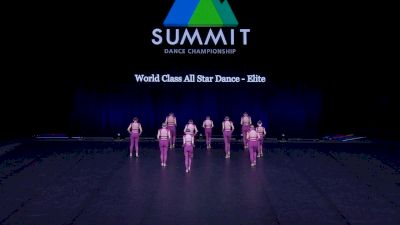 World Class All Star Dance - Elite [2021 Junior Jazz - Small Semis] 2021 The Dance Summit