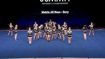 Matrix All Stars - Envy [2021 L3 Junior - Medium Wild Card] 2021 The D2 Summit