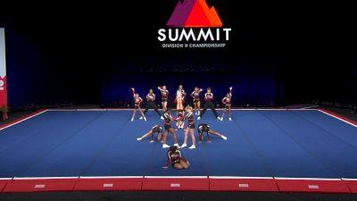 Cheer City United - NIKE [2021 L4 Junior - Small Semis] 2021 The D2 Summit