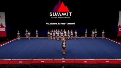 CG Athletics All Stars - Untamed [2021 L4.2 Senior Coed - Medium Semis] 2021 The D2 Summit